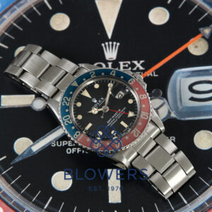 Rolex Oyster Perpetual GMT-Master 1675