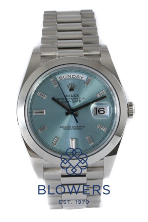 Rolex Oyster Perpetual Day-Date 40 228206