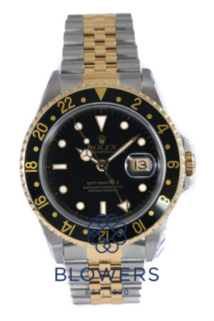 Rolex Oyster Perpetual GMT-Master II 16713