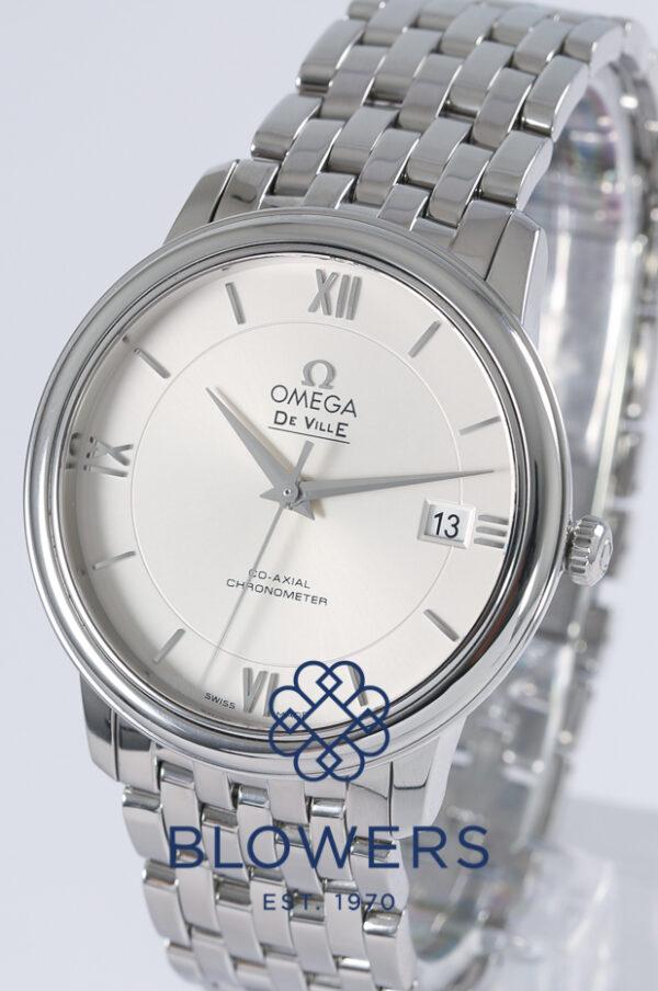 Omega De Ville prestige co-axial 424.10.37.20.02.001