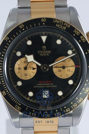 Tudor Black Bay Chrono 79363N