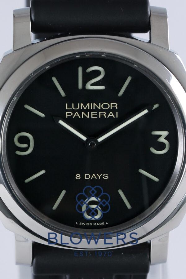 Panerai Luminor Base 8 Days Acciaio Steel, PAM 00560