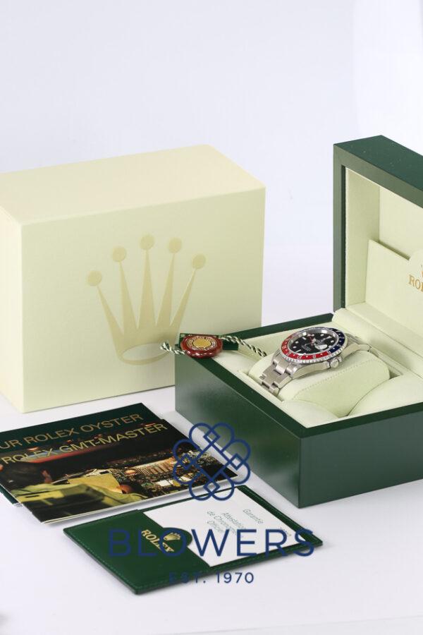 Rolex GMT-Master II 16710.