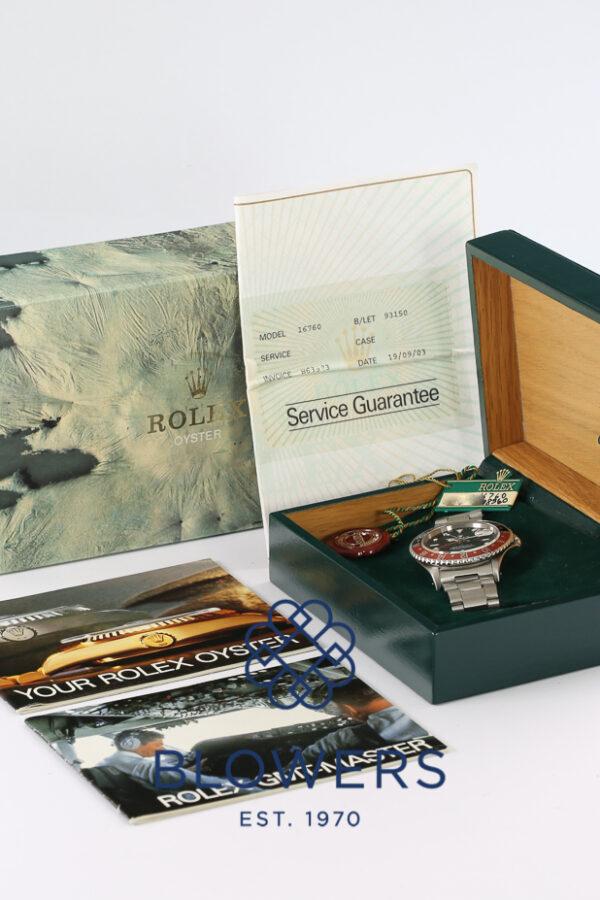 Rolex GMT-Master II 16760
