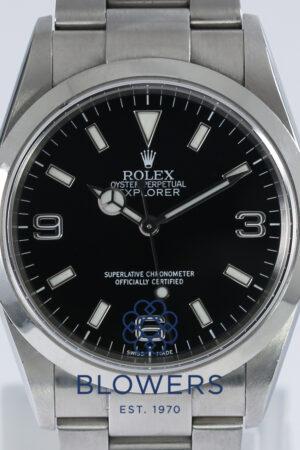 Rolex Oyster Perpetual Explorer 114270